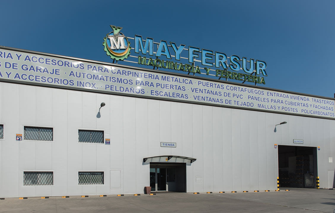 Entrada principal Mayfersur